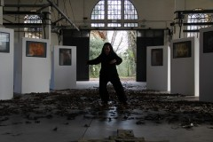 """""""Cammino di Yu attraverso le Nove Regioni"""" - Performance su argillla cruda"""