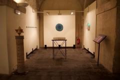 Ex Scuderie di Palazzo Moroni - Ingresso esposizione S-guardo oltre