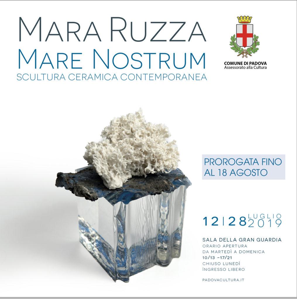 Mara Ruzza, Mare Nostrum - Scultura ceramica contemporanea